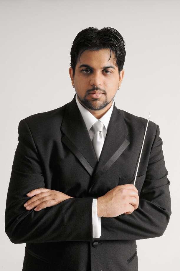 Viswa Subbaraman Photo: Courtesy Of Opera Vista