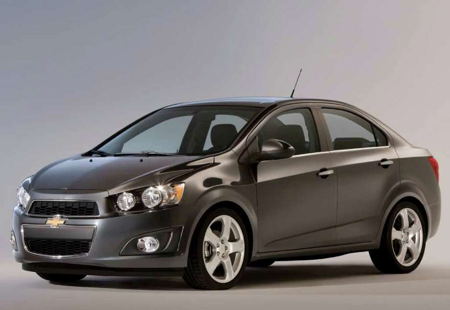 The all-new subcompact 2012 Chevrolet Sonic sedan goes on sale this fall with a starting price of $14,495, including freight. COURTESY OF GENERAL MOTORS CO. Photo: General Motors Co., COURTESY OF GENERAL MOTORS CO. / Chevrolet