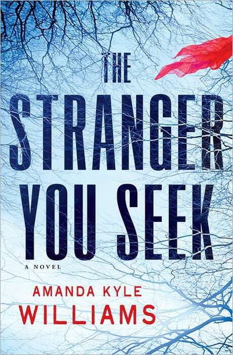Book cover for The Stranger You Seek, by Amanda Kyle Williams Photo: Xx