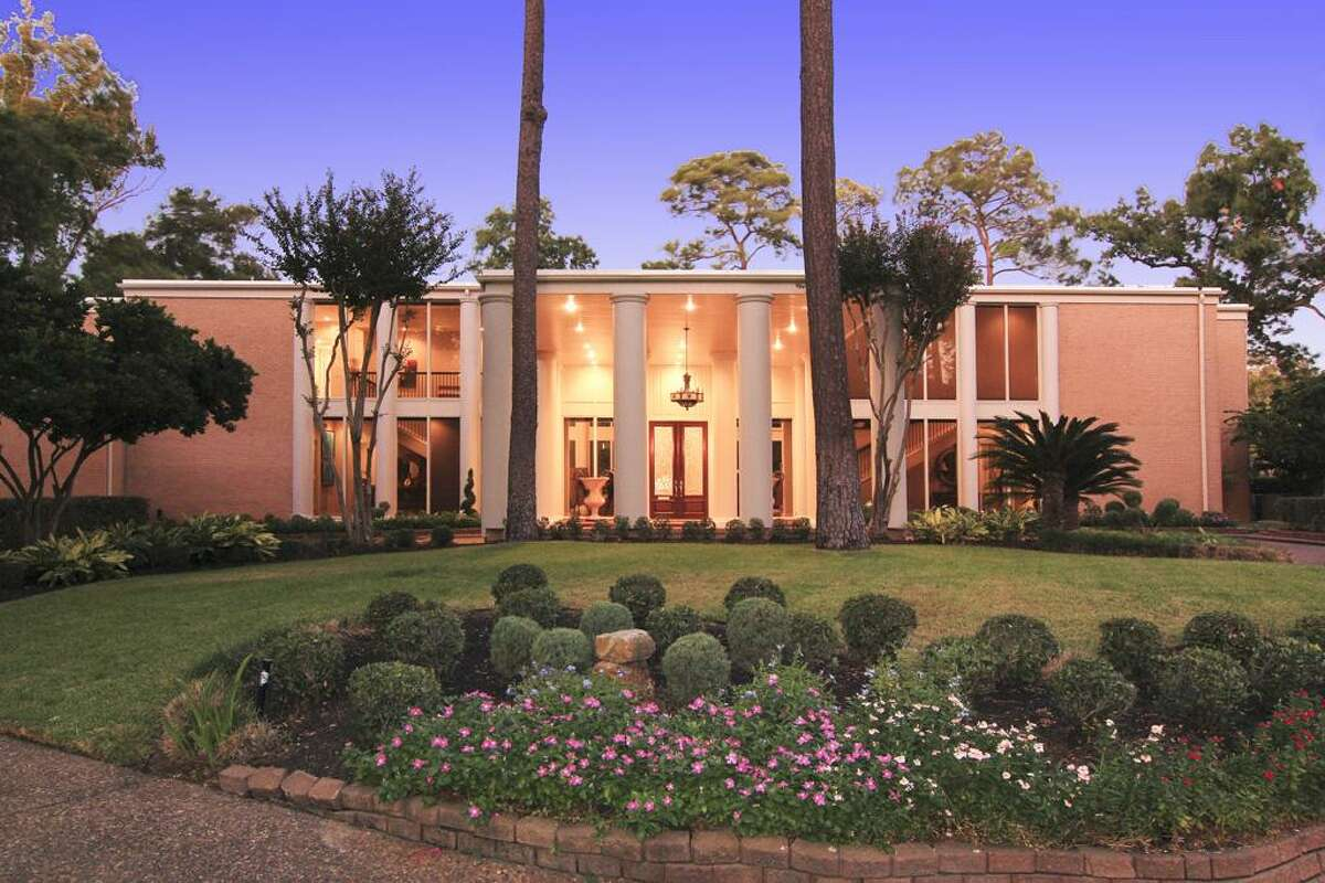 Beyonce's mom's former Memorial mansion