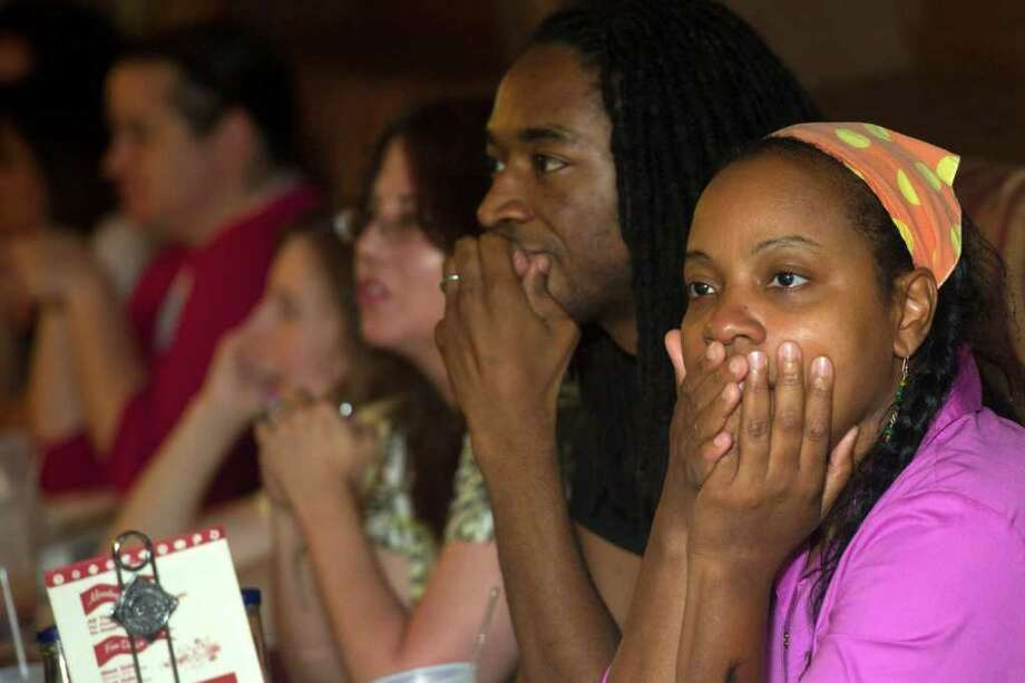 Fans Watch The Final Episode Of Soap Opera All My Children At Blondies