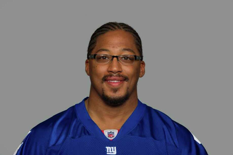 EAST RUTHERFORD, NJ - CIRCA 2011: In this handout image provided by the NFL,  Will Beatty of the New York Giants poses for his NFL headshot circa 2011 in East Rutherford, New Jersey. (Photo by NFL via Getty Images) Photo: Handout, Getty Images / 2011 NFL