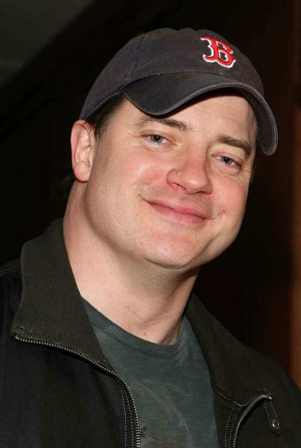 "Actor Brendan Fraser attends AMPAS Presents ""Acting In The Digital Age"" in Beverly Hills, Calif. April 22, 2010. Fraser, a Greenwich resident, was seen having dinner at the Ginger Man on Greenwich Avenue last week. (Photo by Valerie Macon/Getty Images) Photo: Valerie Macon, Getty Images / 2010 Getty Images"