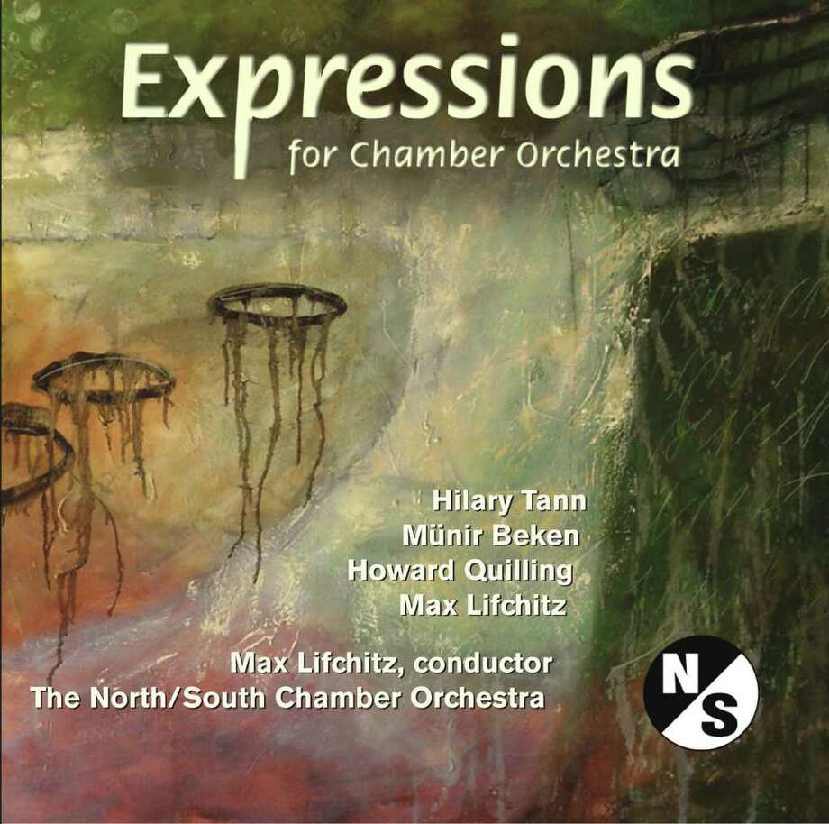 """Expressions"" from The North/South Chamber Orchestra / @Naxos of America"