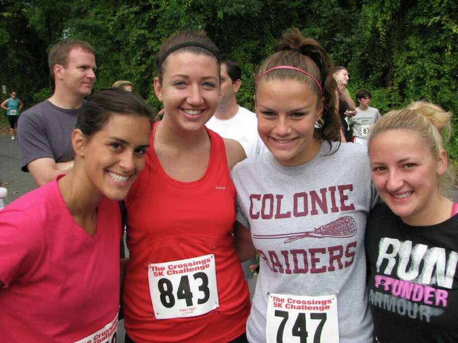 Were you Seen at the Colonie Youth Center's 5K? Photo: Kristi Gustafson Barlette/Times Union