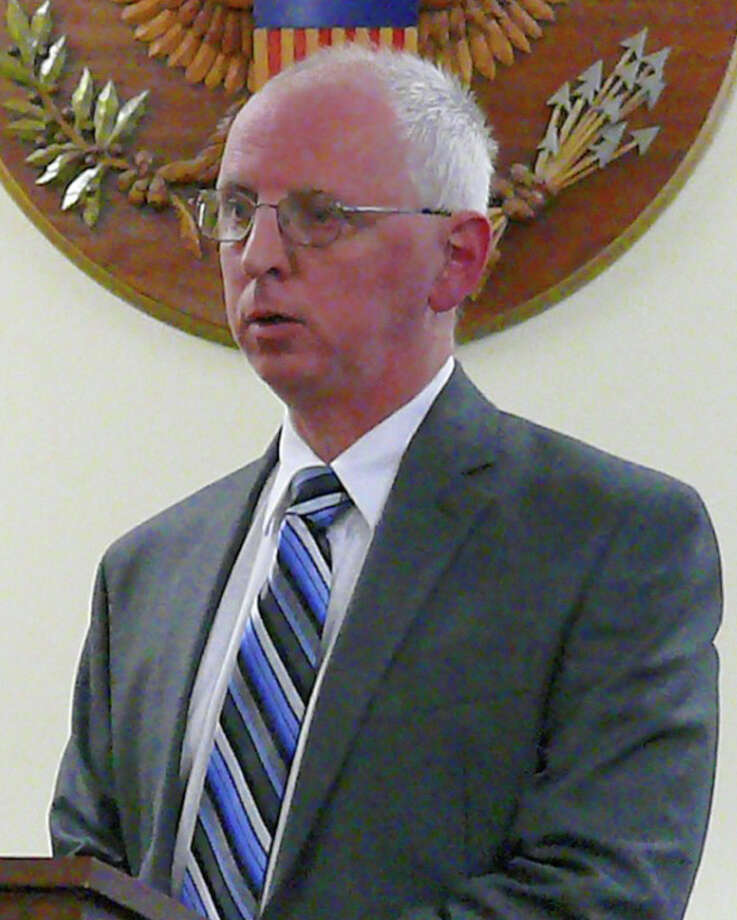 Don Ross, Fairfield's deputy assessor, was named by the selectmen to be the town's acting assessor Wednesday when Thomas Browne steps down from the post next week. Photo: Genevieve Reilly / Fairfield Citizen
