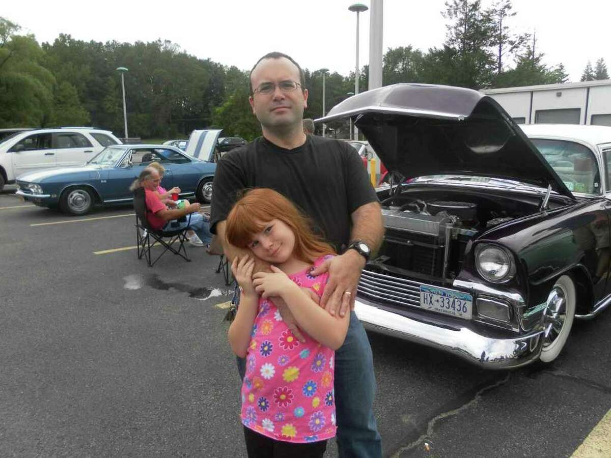 Were you Seen at the Times Union Car Show on Sunday, Sept. 25?