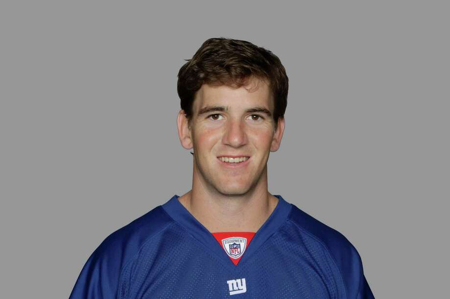 This is a 2009 photo of Eli Manning of the New York Giants NFL football team. This image reflects the New York Giants active roster as of Tuesday, July 6, 2010. (AP Photo) Photo: Anonymous, FRE / NFLPV AP
