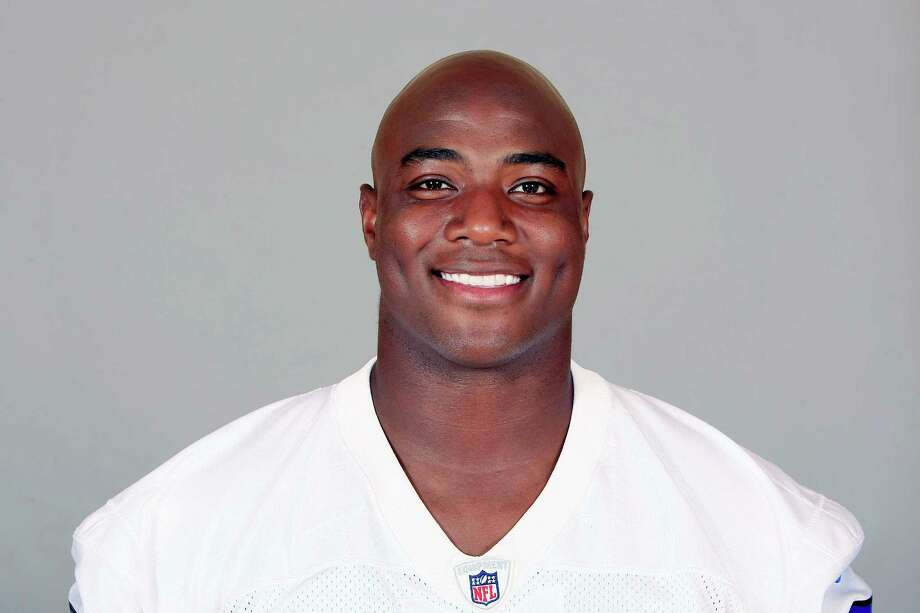 This is a photo of DeMarcus Ware of the Dallas Cowboys NFL football team. This image reflects the Dallas Cowboys active roster as of Tuesday, Aug. 9, 2011. (AP Photo) Photo: Anonymous