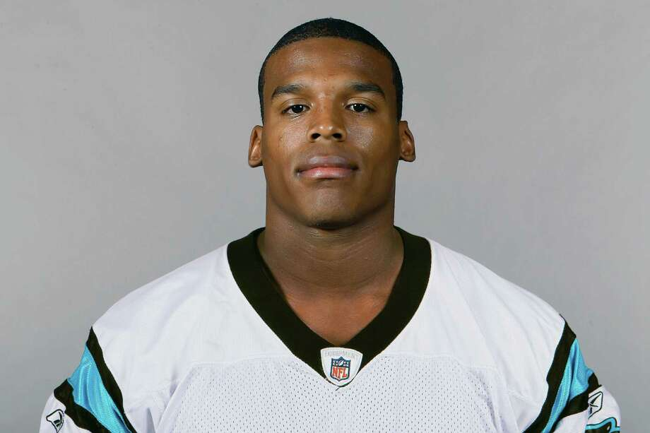 This is a 2011 photo of Cam Newton of the Carolina Panthers NFL football team. This image reflects the Carolina Panthers active roster as of Friday, July 29, 2011 when this image was taken. (AP Photo) Photo: Anonymous