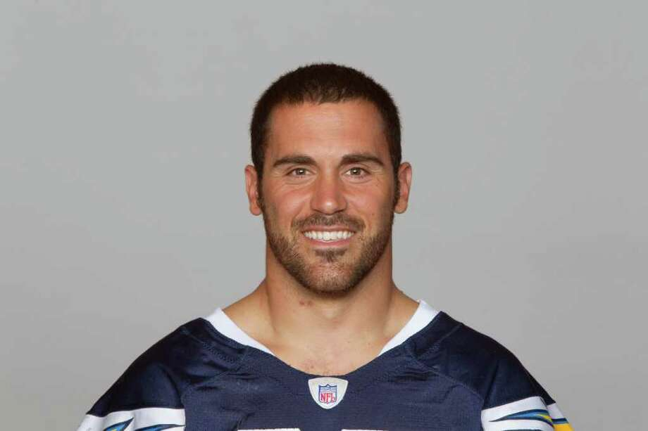 This is a 2011 photo of Eric Weddle of the San Diego Chargers NFL football team. This image reflects the San Diego Chargers active roster as of Tuesday, Aug. 9, 2011 when this image was taken. (AP Photo) Photo: Anonymous