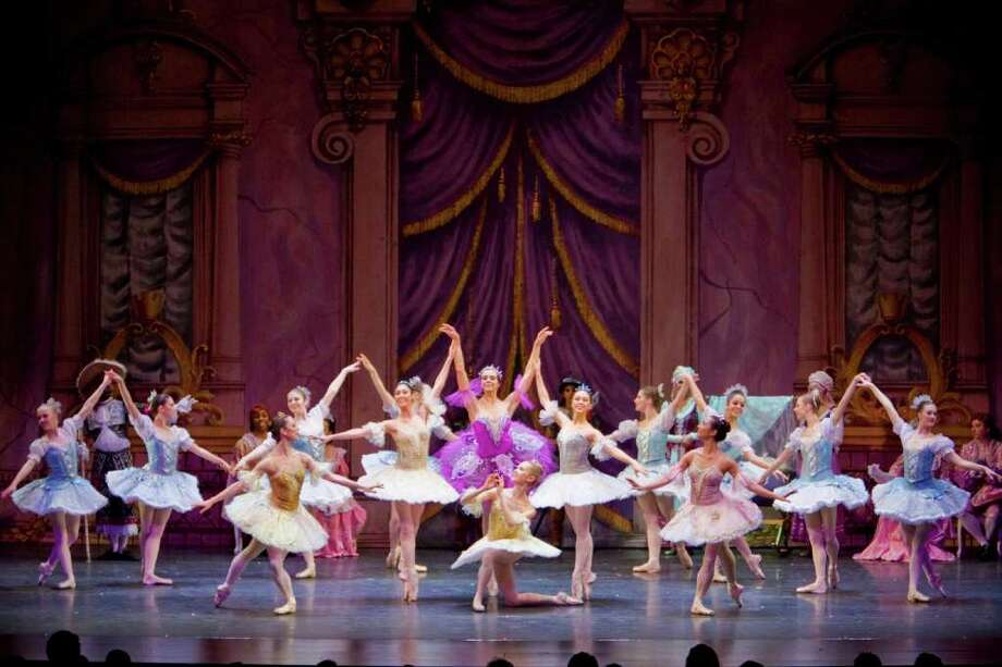 "The Connecticut Ballet will celebrate its 30th anniversary with a production  of ""Sleeping Beauty,"" presented at four venues around the state. Photo: Contributed Photo"