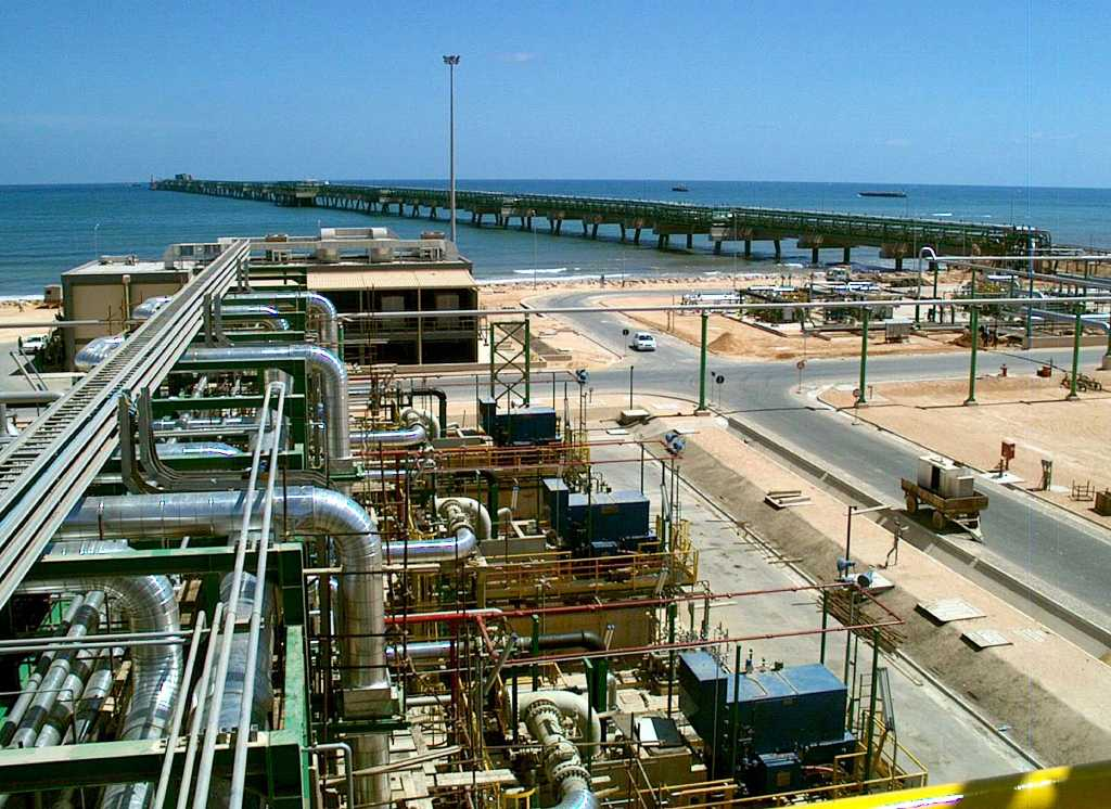 eni total resume some oil production in libya houstonchronicle com