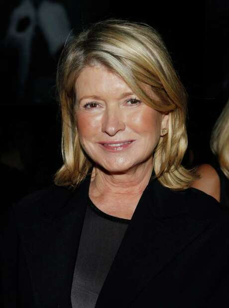 """NEW YORK, NY - SEPTEMBER 12:  Martha Stewart attends Steven Klein's """"Time Capsule"""" Video Installation Preview at the Park Avenue Armory on September 12, 2011 in New York City.  (Photo by Mark Von Holden/Getty Images) Photo: Mark Von Holden / 2011 Getty Images"""