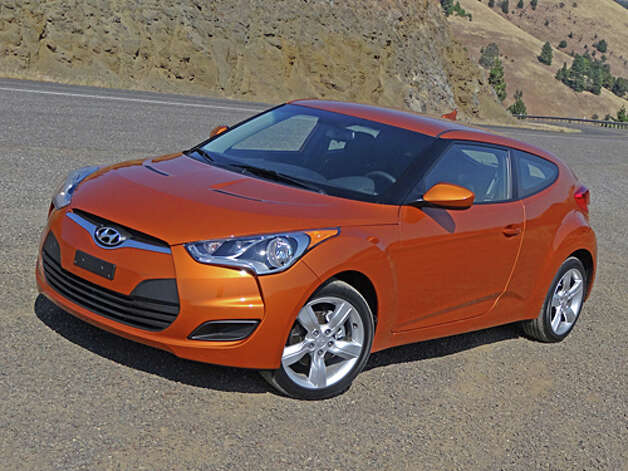 2012 Hyundai Veloster  (photo by Dan Lyons) Photo: Dan Lyons / copyright: Dan Lyons 2011 - All Rights Reserved