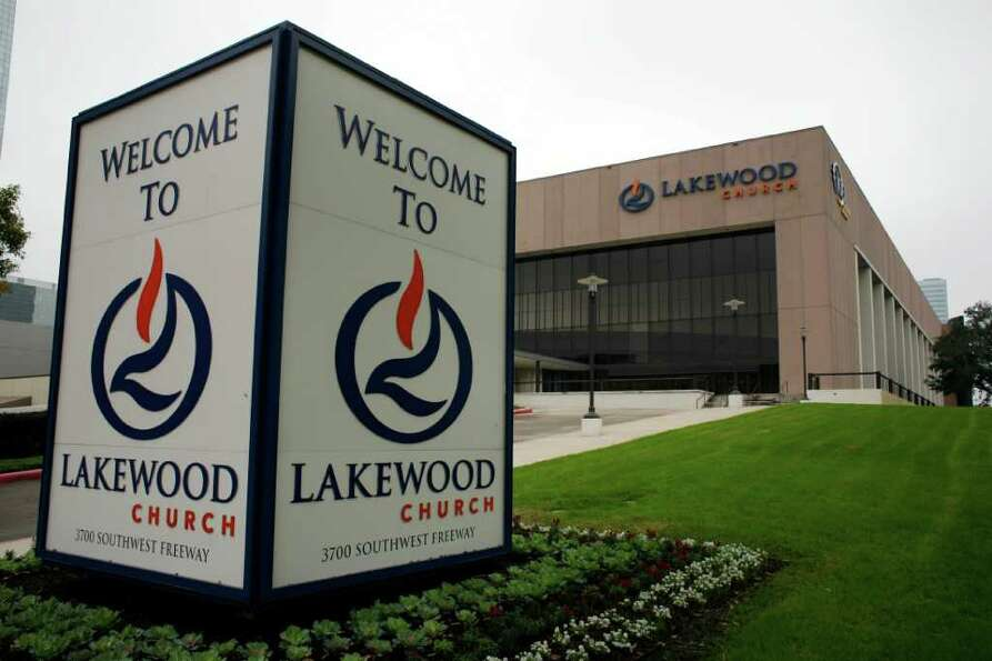 The Lakewood Church is one of the largest church's in the nation. It's also a huge, sprawling buildi