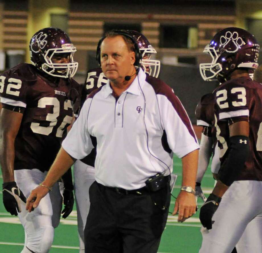 Cy-Fair head coach Ed PustejovskySalary: $84,559Current as of February 2011.Source: Texas Tribune Photo: L. Scott Hainline / For The Chronicle