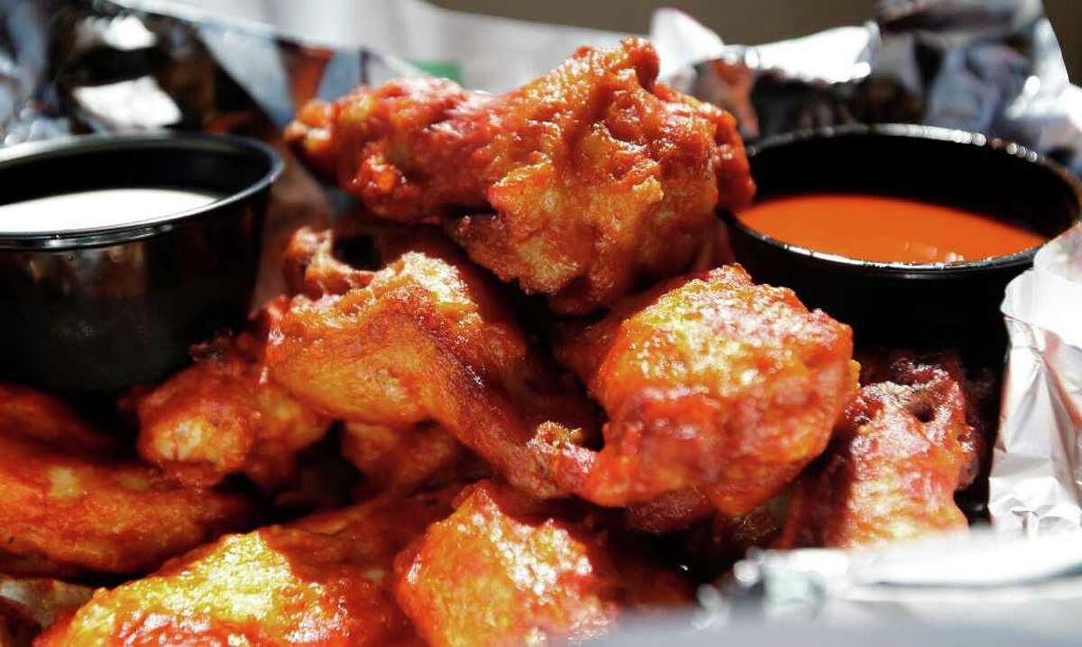 >>> Check out the best spots in Houston to gorge on chicken wings, according to Yelp.  Note: A restaurant's star rating doesn't always correlate to a higher ranking in Yelp.