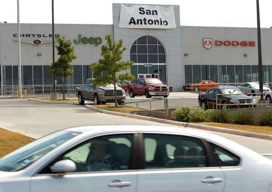 Amazing The Former Mission Dodge Chrysler Jeep Dealership Has Reopened As San  Antonio Dodge