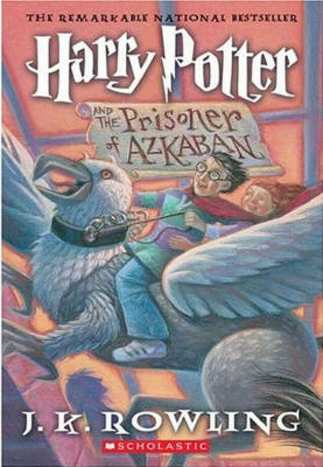 The Harry Potter series are the top most challenged books of the 21st Century. Photo: J.K. Rowling, Amazon.com