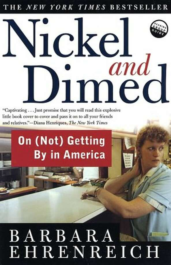 Nickel and Dimed: On (Not) Getting by in America, by Barbara   Ehrenreich Reasons: drugs, inaccurate, offensive language, political viewpoint, religious viewpoint