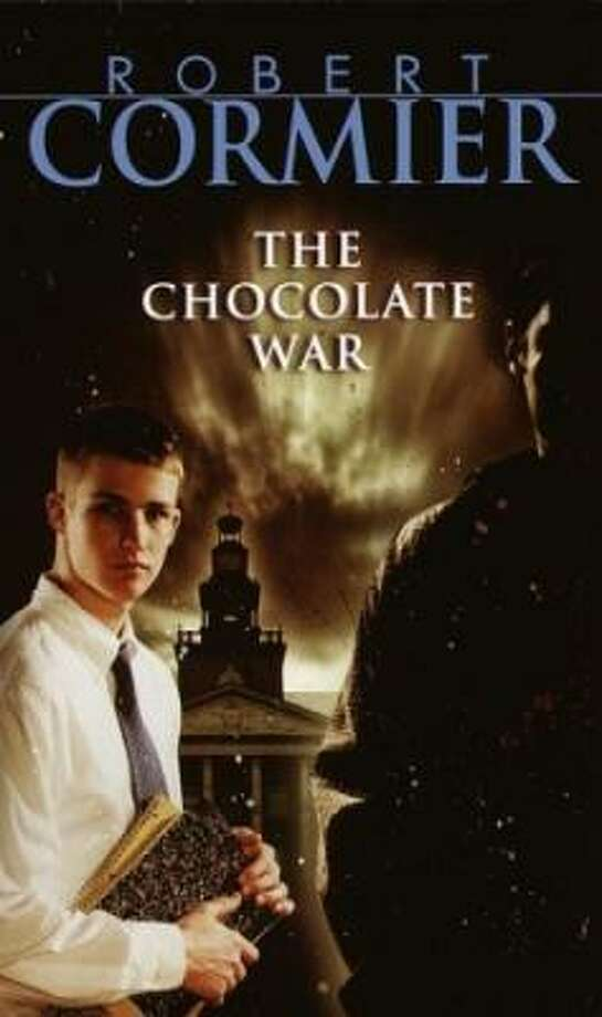 The Chocolate Warby Robert Cormier Reasons: sexually explicit, offensive language, violence
