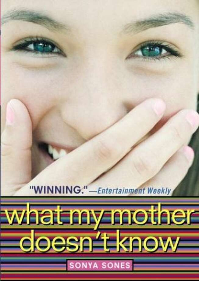 What My Mother Doesn't Know, by Sonya Sones Reasons: sexism, sexually explicit, unsuited to age group