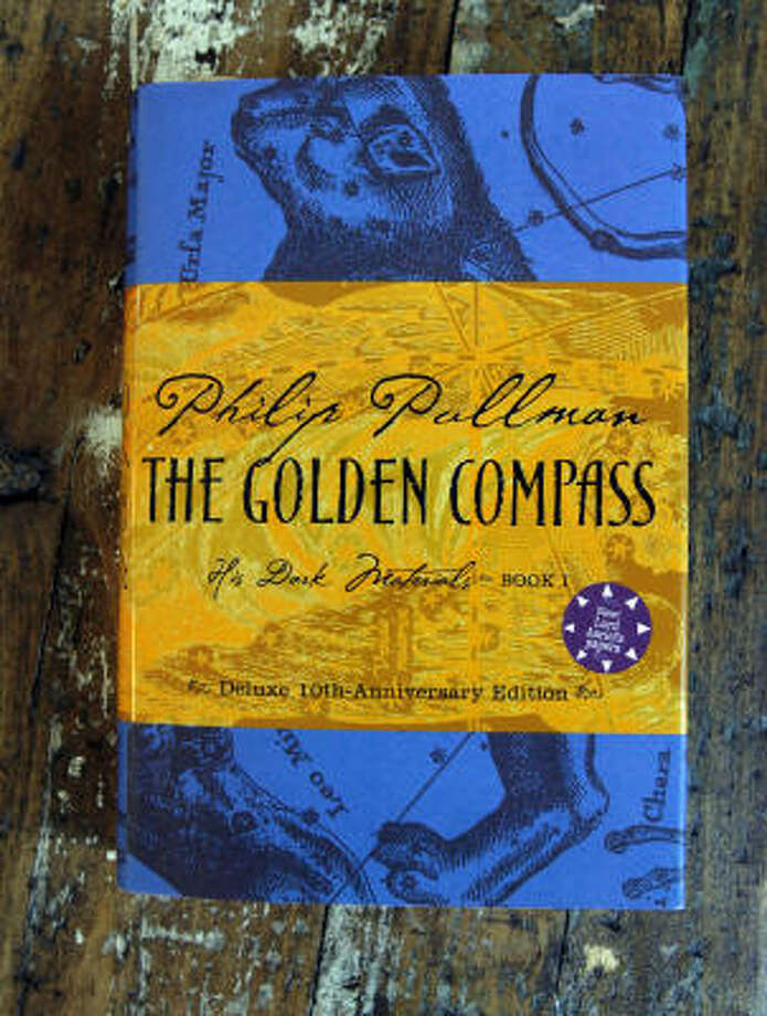 The Golden Compassby Philip Pullman Reason: religious viewpoint Photo: Johnny Hanson, Chronicle