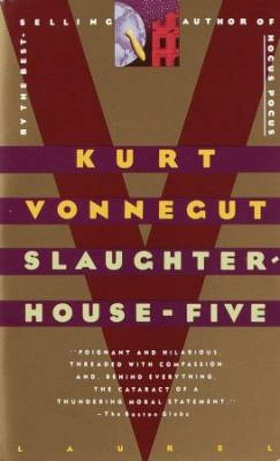 Slaughterhouse Fiveby Kurt Vonnegut Challenged because of strong sexual content.