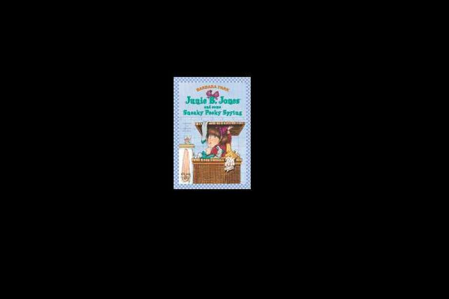 Junie B. Jones series by Barbara ParkChallenged by a group that aims to 'promote and defend our shared family values'