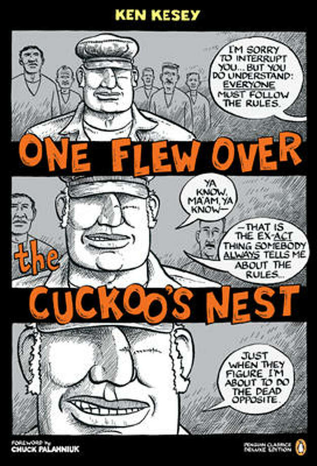 One Flew Over The Cuckoo's Nestby Ken Kesey