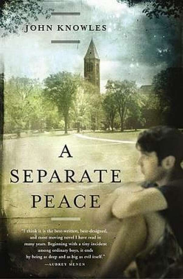 A Separate Peaceby John Knowles Challenged as a 'filthy, trashy sex novel'