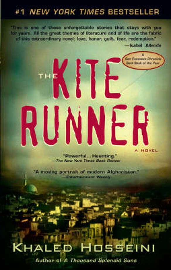 The Kite Runnerby Khaled Hosseini Challenged because the novel depicts rape in graphic detail and uses vulgar language. Photo: AP