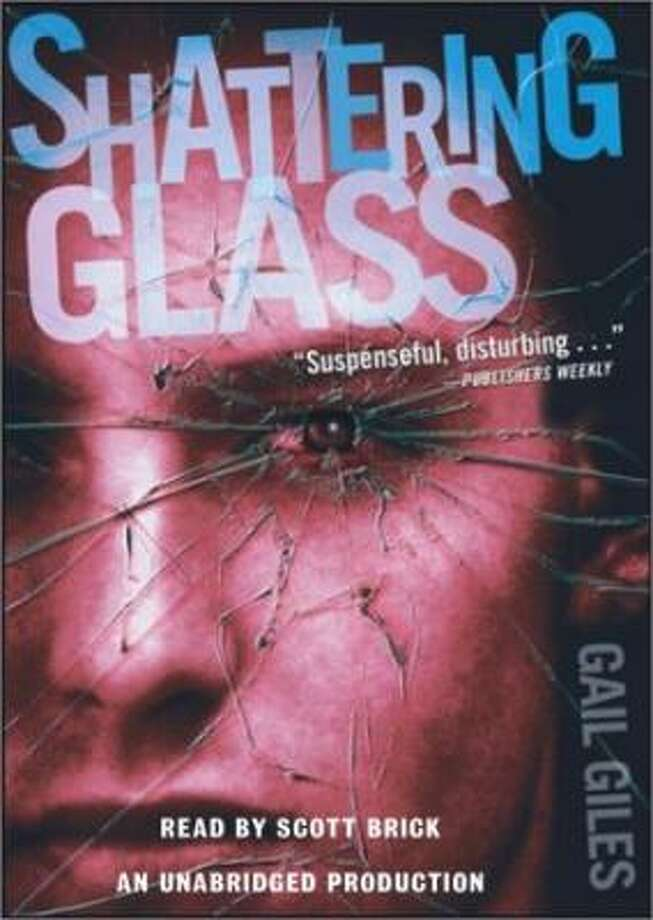 Shattering Glassby Gail Giles