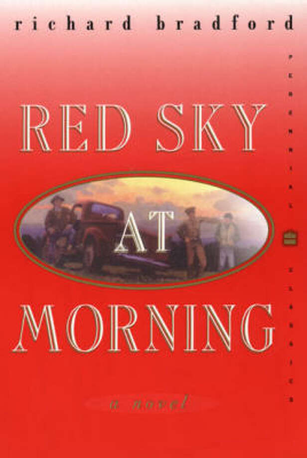 Red Sky at Morningby Richard Bradford