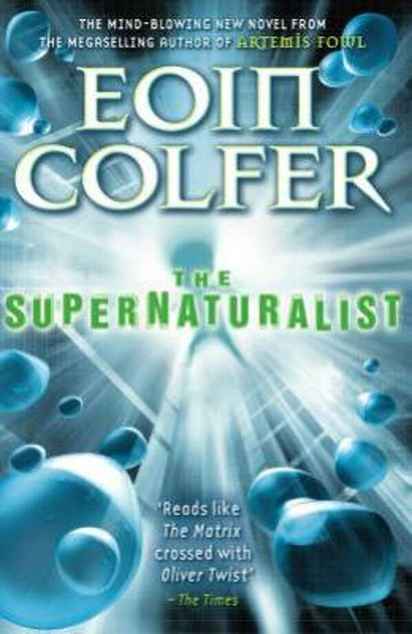 The Supernaturalist by Eoin Colfer