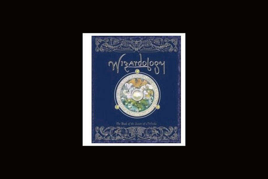 Wizardology: The Book of the Secrets of Merlin by Dugald Steer