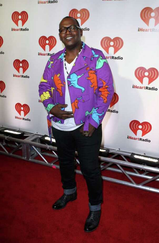 Randy Jackson arrives at the iHeartRadio music festival on Saturday, Sept. 24, 2011, in Las Vegas. Photo: Jeff Bottari, AP / FR170524