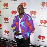 Randy Jackson arrives at the iHeartRadio music festival on Saturday, Sept. 24, 2011, in Las Vegas.