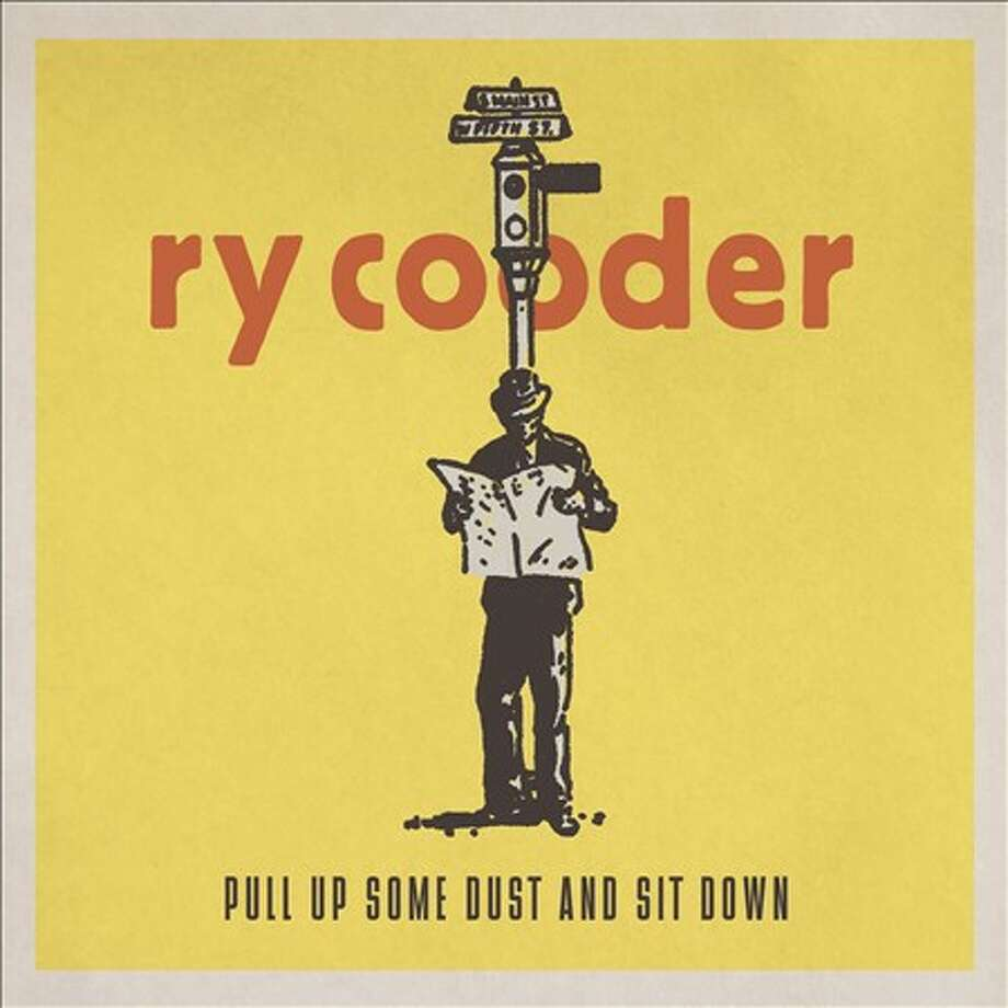 Pull Up Some Dust and Sit Down Ry Cooder Nonesuch Photo: Nonesuch