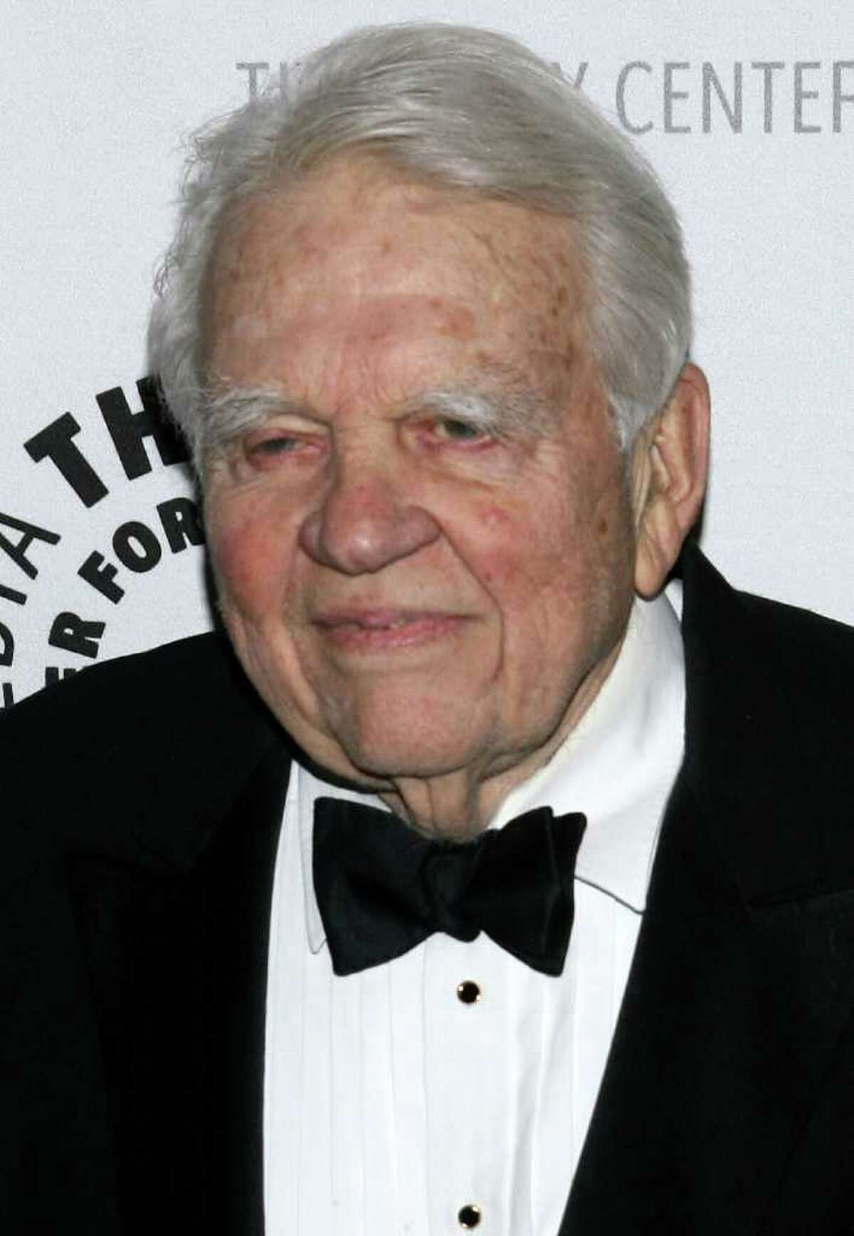 Yesterday, Andy Rooney officially announced his departure from CBS's