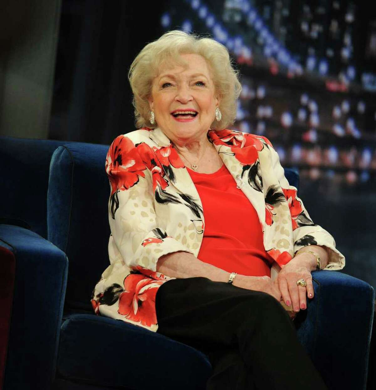 Actress Betty White has enjoyed a recent resurgence in popularity thanks to her hilarious role in 2009 film