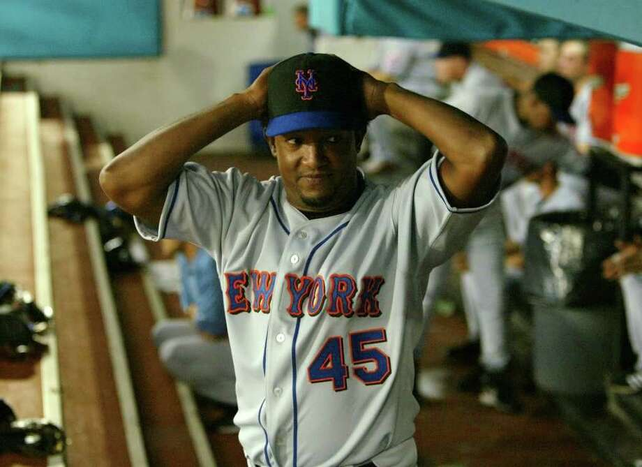 2007 New York Mets. They led by seven games on Sept. 12, and with Pedro Martinez back on the