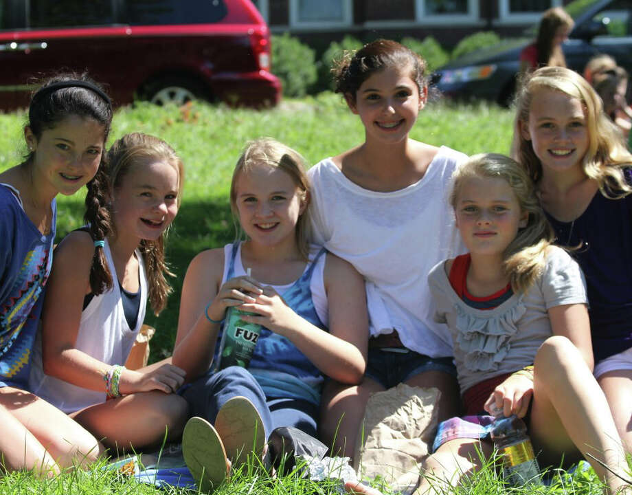 From left, Emily Lashendock, Jillian Clements, Brookie Dirvin, Grace Feingold, Gillis Frechette and Logan Book. Photo: Contributed Photo