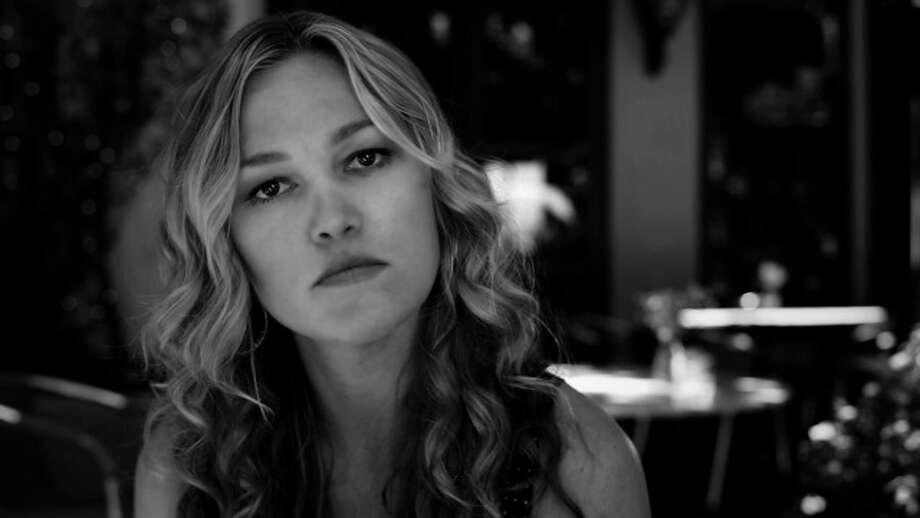 Julia Stiles stars in Neil Labute's short film Sexting. Photo: Courtesy Photo