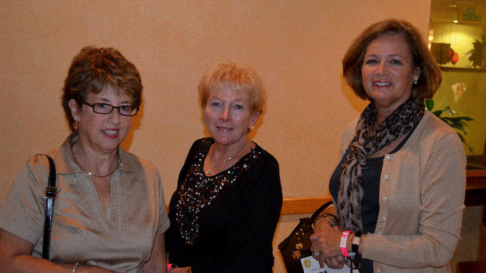 Were you Seen at Women's Night Out to benefit Ellis Hospital on Tuesday, Sept. 27, 2011?