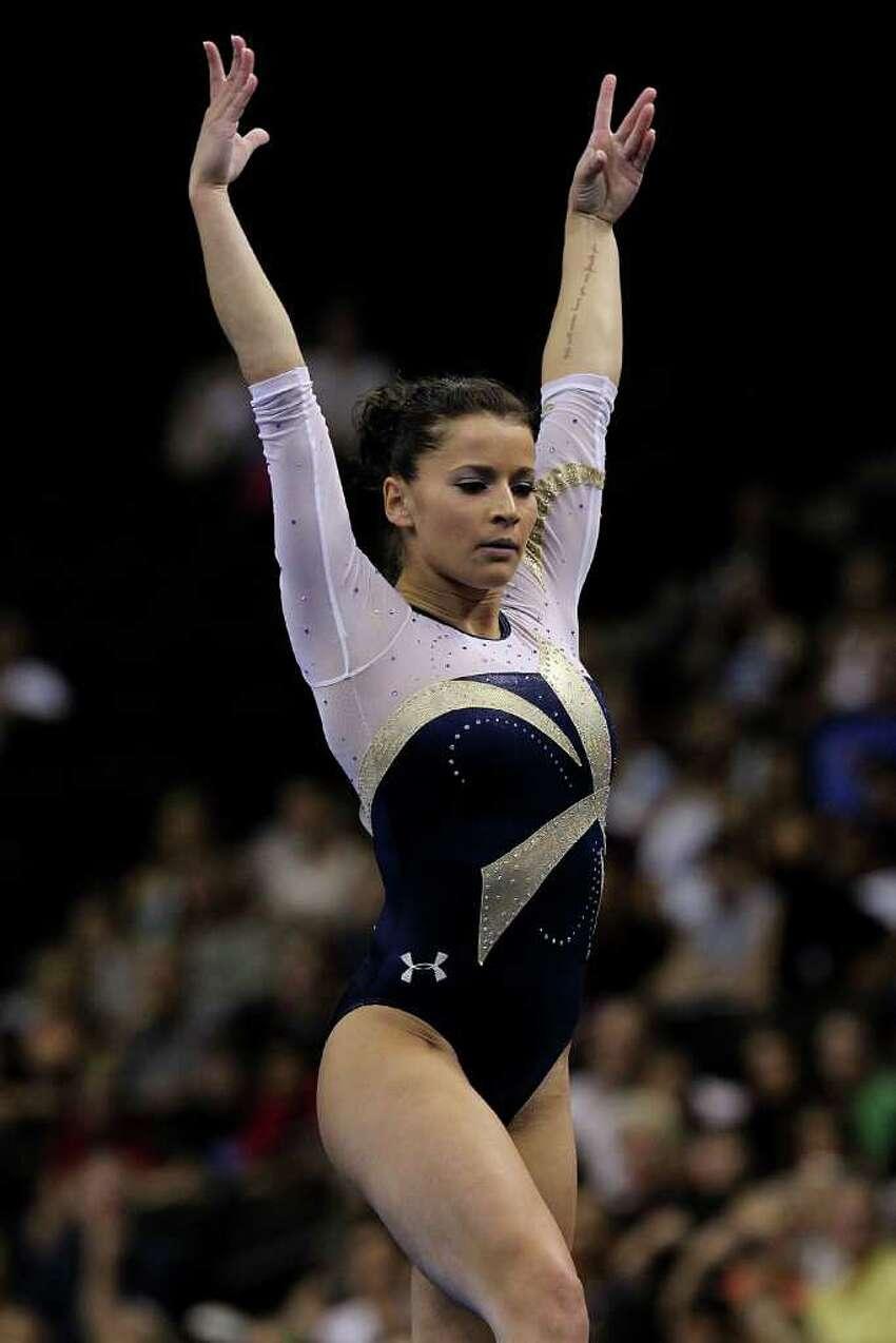 Alicia Sacramone, Olympic gymnast
