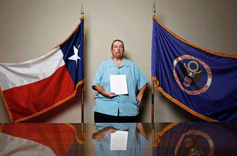 Since he was fired, Ronald Kratz says, he has dropped down to less than 300 pounds. Photo: Michael Paulsen, Houston Chronicle / © 2011 Houston Chronicle
