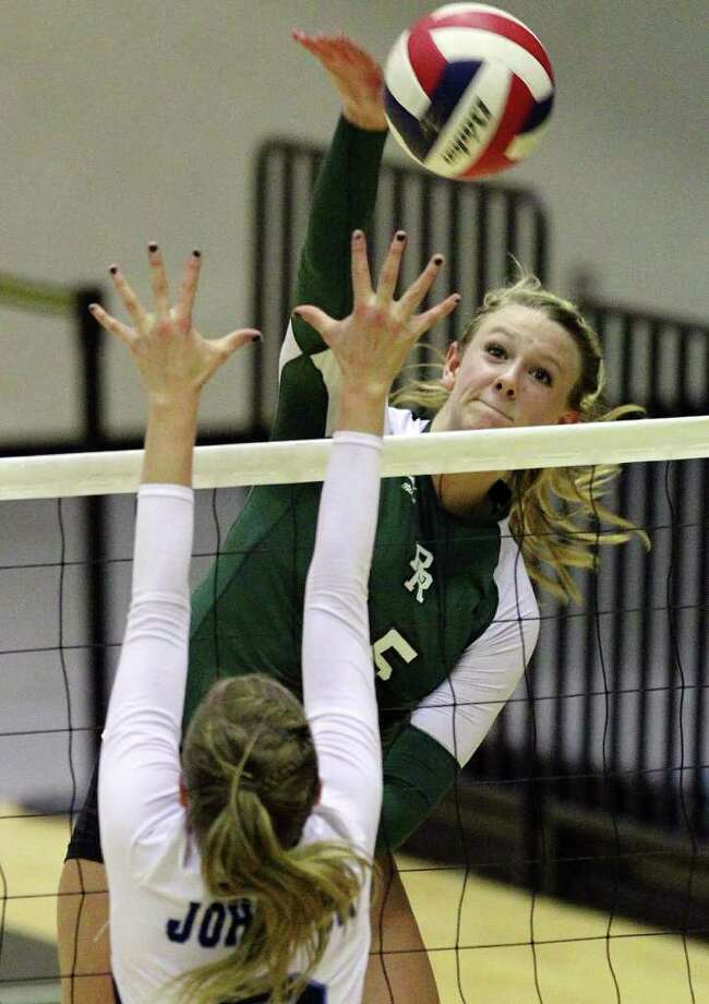 Is this Reagan's year? Brooke Sassin leads one of the deepest Rattlers teams in the program's history.  Kin Man Hui/kmhui@express-news.net Photo: Kin Man Hui, -- / San Antonio Express-News