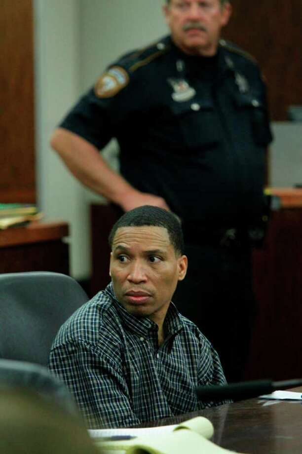 Tracy Burleson was convicted of capital murder in the death of Pauletta Burleson. Photo: Mayra Beltran, Houston Chronicle / © 2011 Houston Chronicle